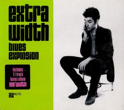 The Jon Spencer Blues Explosion - Extra Width + Mo' Width F+